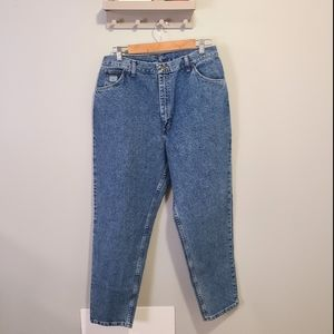 NWT Wrangler Relaxed Blue Jeans